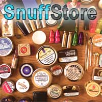 Finest selection of snuff, snus, pipe tobacco, vaping and accessories online.