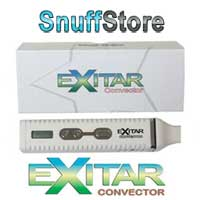 The eXitar tobacco vaporizer is a great alternative to smoking. Check it out.