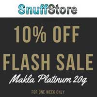 10% off Makla Platinum for  a limited time only.