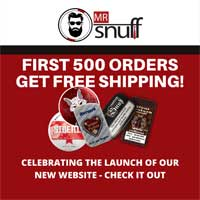 We are launching a new website. Free shipping for first 500 orders!