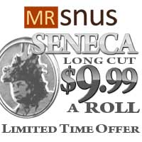 Seneca Roll of 5. Only $9,99.